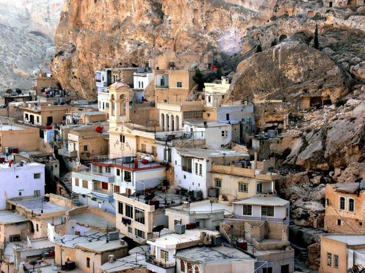 Manastire-Siria