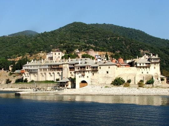 mănăstirea Xenofont
