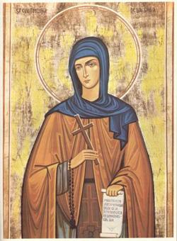 Sf. Teodora Sihla-