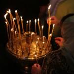 Rugăciune când aprinzi lumânări