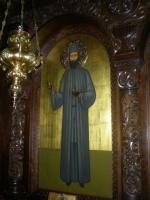 Sfântul Cuvios Mucenic Efrem celNou