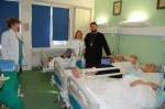 Arhiepiscopia Timişoarei a contribuit la modernizarea Clinicii de Chirurgie Vasculară dinTimișoara