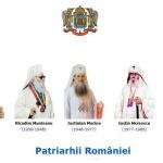Patriarhii României