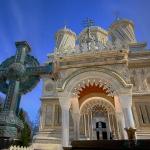 Mănăstirea Curtea de Argeș- o mânăstire naltă, cum n-a mai fostaltă