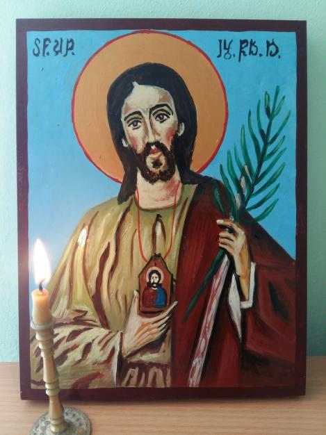 Icoana Sfântului Iuda Tadeu